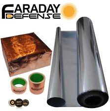 Faraday Cage DIY Kit, EMP Box Heavy Duty Shielding Performance