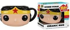 DC Comics - Wonder Woman Ceramic Mug - Funko Pop! Home (2016, Toy NUEVO)