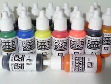 (14,65?/100ml) Vallejo model color Farbe Model Color Acryl-Farben 17 ml Auswahl