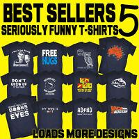 Funny Mens T-Shirts novelty t shirts joke t-shirt clothing birthday tee shirt 5