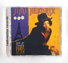 Jimi Hendrix - Live At L'Olympia - Paris - CD Album - RRCD055