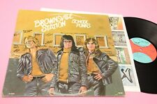 BROWNSVILLE STATION LP SCHOOL PUNKS ORIG US 1974 NM !!!!!!!!!!!!!!  TOOOOPPPP