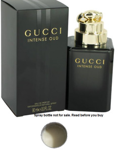 Solid Cologne highly-concentrated fragrance long lasting GUCCI Intense OUD