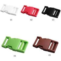 Plastic Bag Buckle Quick Release Bag Clip Belt Backpack Luggage Fastener