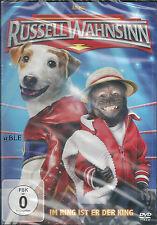 DVD + Russell  Wahnsinn + Tierisches Filmvergnügen + King im Ring + Spielfilm