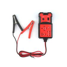 12V Car Electronic Relay Tester Battery Checker Tool Automotive Diagnostic Unit