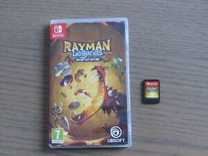 JEU NINTENDO SWITCH RAYMAN LEGENDS DEFINITIVE EDITION VERSION FR