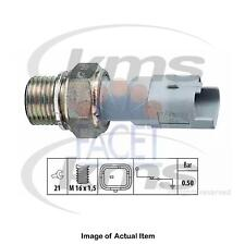 New Genuine FACET Oil Pressure Switch 7.0130 MK1 Top Quality