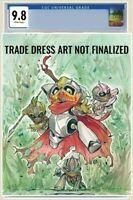 💥Canto #2 CGC 9.8 Graded Exclusive Peach Momoko Trade Dress Variant PRE-ORDER💥