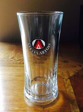 BELGUIM STELLA ARTOIS STEM CURVED GLASS  25cl - FREE UK POSTAGE