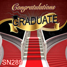 Congratulationss Graduate10x10  FT CP SCENIC PHOTO BACKGROUND BACKDROP SN289