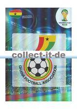 Panini Adrenalyn XL World Cup 2014 - 169 - Ghana - Logo