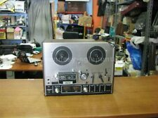 VINTAGE VECCHIO REGISTRATORE A BOBINE AKAY 4000 DS 4000DS MK-II USATO FUNZIONANT