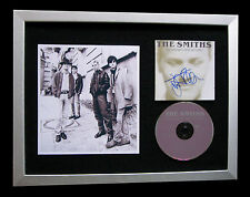 JOHNNY MARR+SMITHS+SIGNED+FRAMED+STRANGEWAYS=100% AUTHENTIC+EXPRESS GLOBAL SHIP