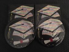 Lot Of 4: Congratulations Graduates Plates & Napkins party supplies