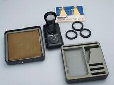 Rodenstock CA30 Darkroom Color Analyser Front Lens Adaption Complete!