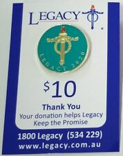 New Legacy Annual Badge (2020) - $10