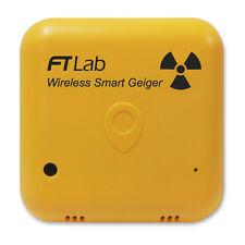 FTlab Wireless Geiger Counter Wifi Geiger Radiation Dosimeter Gamma X-ray