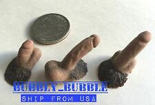 3 x 1/6 Male Genitals For 1/6 Male Figure PHICEN M30 M31 M32 M33 M34 ☆USA☆