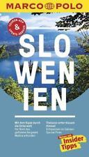 -- Slowenien 2016 mit Karte UNGELESEN  Reiseführer Marco Polo