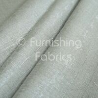 New Soft Textured Boucle Weave Silver Chenille Furnishing Upholstery Fabric