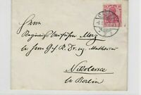 German Postal History Stamps Cover Ref: R4683