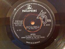SIMON DUPREE & THE BIG SOUND - 1967 Vinyl 45rpm 7-Single - KITES