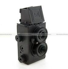 DIY TLR Twin Lens Reflex Camera 35mm Gakken Lomo Holga