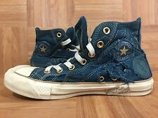 RARE🔥 Converse Jack Purcell Distressed Deconstructed Sneakers Sz 6 Women 4 MEN