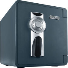 Fireproof Waterproof Bolt-Down Combination Safe for Home Office Security 0.94 cu