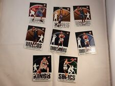 "2003-2004 TOPPS PRESTINE ""NEW"" 8 CARDS - BOOK $24.00"