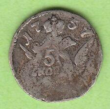 Russland 5 Kopeken 1757 Silber nswleipzig