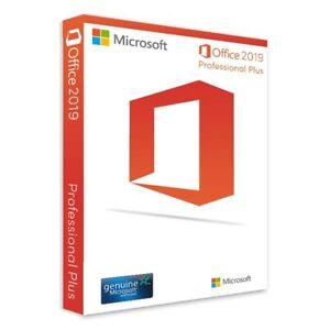 Microsoft Office 2019 Professional Plus 32/64Bit Genuine Key