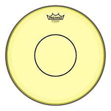 "Remo Powerstroke 77 Colortone Yellow Drumhead 13"""
