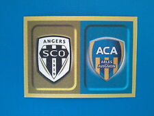 Panini Foot 2014-15 n.484 Scudetto Angers Scudetto Arles Avignon