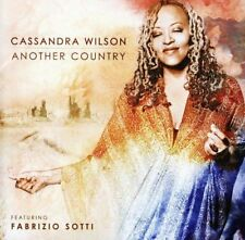 Cassandra Wilson - Another Country [CD]