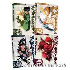 Yu Yu Hakusho Ghost Files: Complete Anime Series Seasons 1 2 3 4 Box/DVD Set(s)