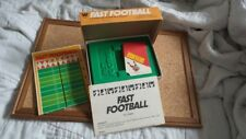 Vintage 1977 FAST FOOTBALL Family Card Game Whitman for 2 players Scarce!