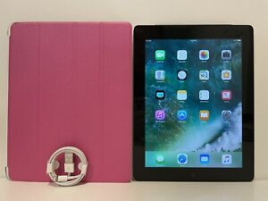 Apple iPad 4th Gen. 16GB, Wi-Fi + Cellular (Sprint), 9.7in - Black