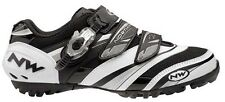 Northwave Fondo Road Mountain Cycling Shoe White Black - 41 CM