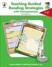 Teaching Guided Reading Strategies with Transparencies, Grades 1 - 5