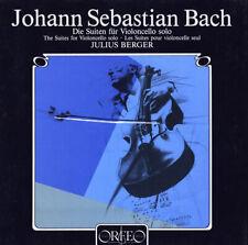 100 BACH Sonatas Partitas Suites JERBIC BERGER FEINBERG OISTRAKH Violin Cello