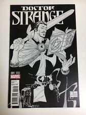 Doctor Strange #1 1:100 Joe Quesada Sketch Variant NM 2015 ANAD