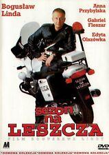 Sezon na leszcza (DVD) 2000 Boguslaw Linda, Anna Przybylska POLSKI POLISH