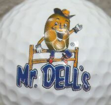 (1) Mr Dells Potato Hash Browns Logo Golf Ball