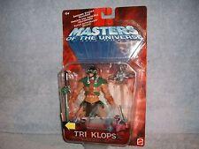 TRI KLOPS 2002 MOTU Masters of the Universe MISP new