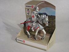 SCHLEICH 72034 -- Exklusiv Greifenritter zu Pferd mit Lanze - Ritter Figur