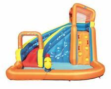 Bestway H2OGO Kids Inflatable Mega Bouncy Castle Water Park Pool Water Slide