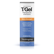 Neutrogena T/Gel Therapeutic Shampoo Extra Strength, 6 Fl. Oz