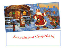 Holiday Greeting Cards ~ Assorted Christmas Holiday Gift Card or Money Holders